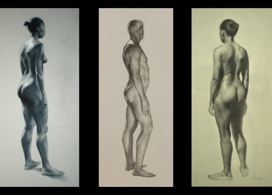 Atelier Figure Drawing & Painting (long pose)