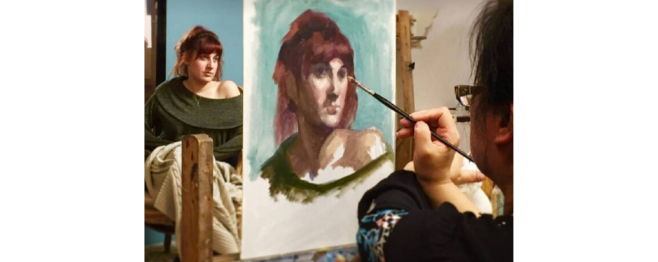 Portrait Drawing & Painting