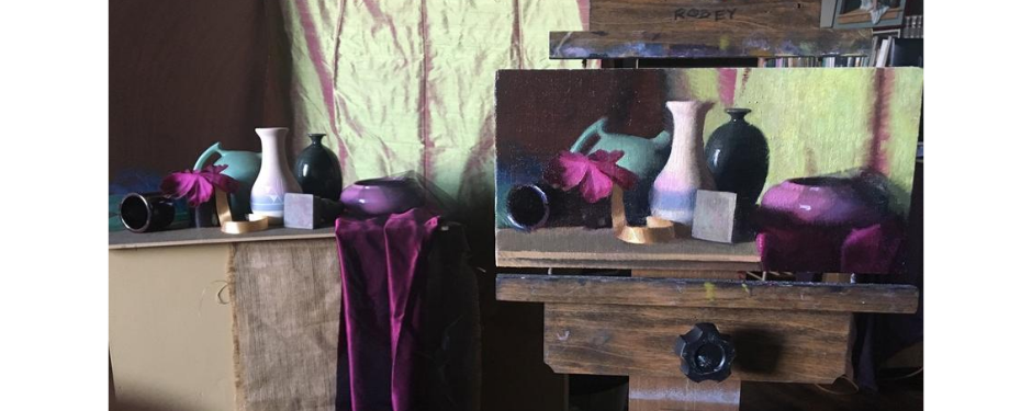 Still Life Drawing & Painting