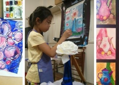 Little Artists Drawing & Painting (grades K-2)