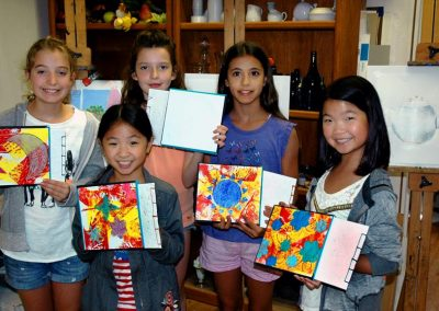 Girl Scouts Bookmaker Artist