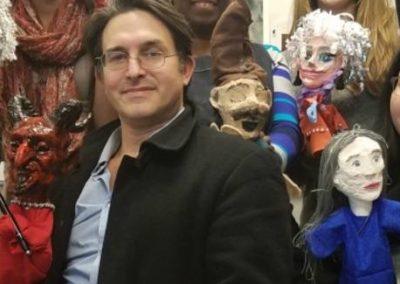Puppet Production: A Weird Workshop