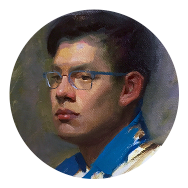 stephen bauman portrait painting workshop long island academy of fine art