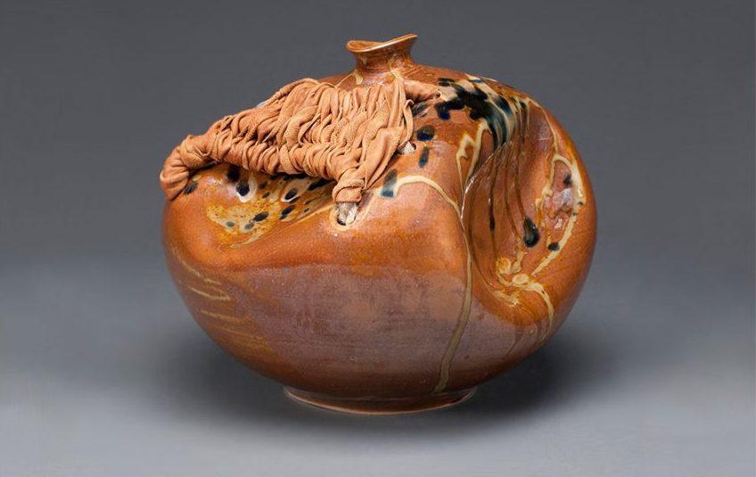 susan kadish fire and fiber hersh gallery