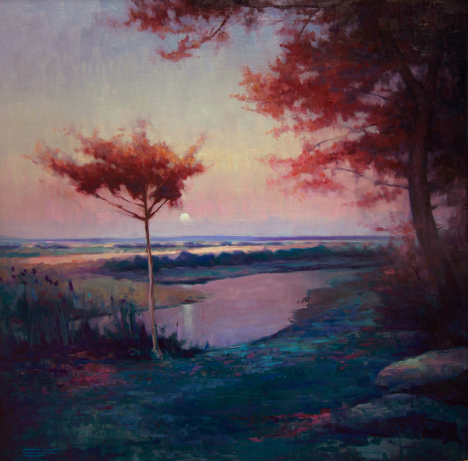 steve forster hersh fine art gallery long island