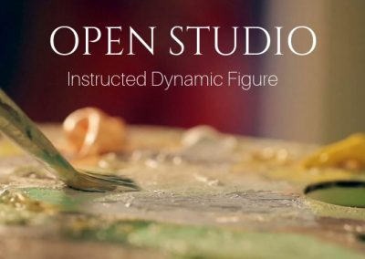 Dynamic Figure Instructed Open Studio