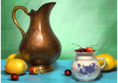Digital Art for Teens & Adults
