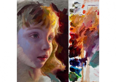 Online Portrait Drawing & Painting [Portfolio Development]